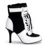 REFEREE-125 Black/White